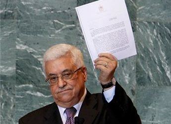 ABBAS TO LAUNCH BID TO END ISRAELI OCCUPATION AT UN