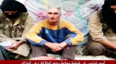 ISIL ALLY ABDUCTS FRENCHMAN IN ALGERIA