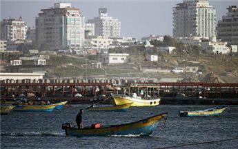 ISRAELI WARSHIP OPENS FIRE AT GAZA FISHERMEN