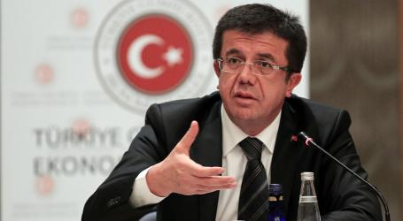 TURKEY TO DEVELOP ECONOMIC RELATIONS WITH RUSSIA AMID SANCTIONS