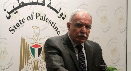 PALESTINIAN FM MALKI EVADING ICC QUESTIONS