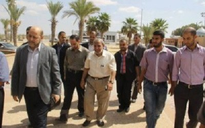 HAMAS,  ISLAMIC JIHAD DELEGATION DEPART TO CAIRO
