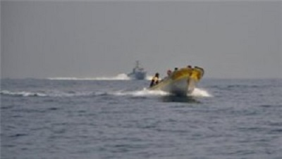 ISRAEL VIOLATES CEASEFIRE AGAIN BY FIRING GAZA FISHERMEN