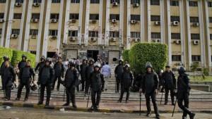EGYPT'S PROSECUTOR-GENERAL RELEASES 116 UNIVERSITY STUDENTS