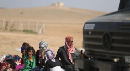 UN : TURKEY SHELTERING 172,000 REFUGEES FROM KOBANI