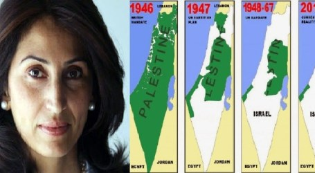 EX-PLO LEGAL ADVISER SAYS TWO-STATE SOLUTION 'DEAD'