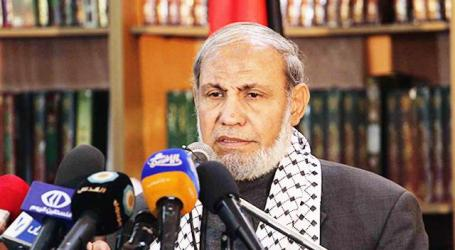 HAMAS ANNOUNCES A BREAKTHROUGH IN RELATIONS WITH EGYPT