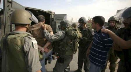 ISRAEL DETAINED 85,000 PALESTINIANS SINCE THE AL-AQSA INTIFADA