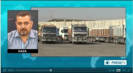 ISRAEL TO SHUT GAZA CROSSINGS INDEFINITELY