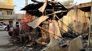 SEPARATE TERRORIST ATTACKS CLAIM 9 LIVES ACROSS IRAQ