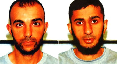 BRITISH BROTHERS JAILED FOR JIHAD TRAINING IN SYRIA