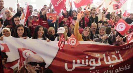 TUNISIA TO VOTE IN HISTORIC PRESIDENTIAL POLL