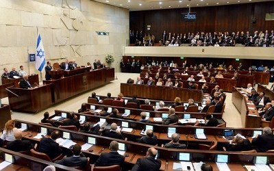 Israeli Knesset Approves Normalization Agreement with UEA