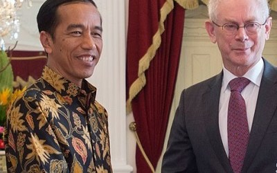 EU TO STRENGTHEN TRADE RELATIONS WITH INDONESIA