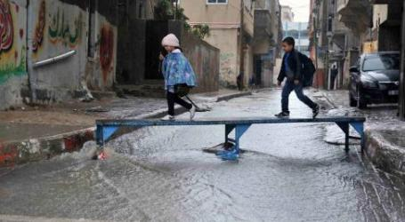 UNRWA DECLARES EMERGENCY IN GAZA CITY DUE TO EXTREME WEATHER AND FLOODING