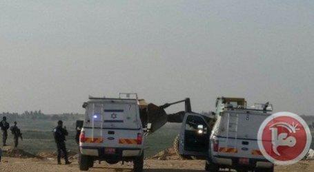 ISRAELI FORCES DEMOLISH AL ARAQIB VILLAGE FOR 79TH TIME