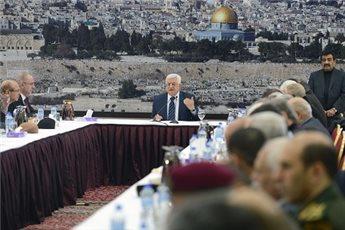 ABBAS: GAZA RECONSTRUCTION MAIN CONCERN