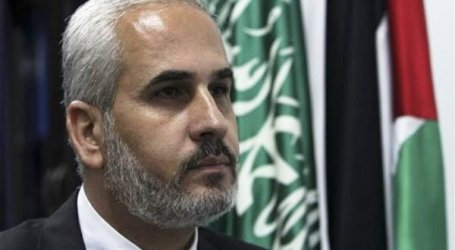 HAMAS CONDEMNS ISRAEL'S OBSTRUCTION OF GAZA RECONSTRUCTION