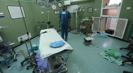GAZA SANITATION WORKERS' STRIKE STALLS HOSPITAL OPERATIONS