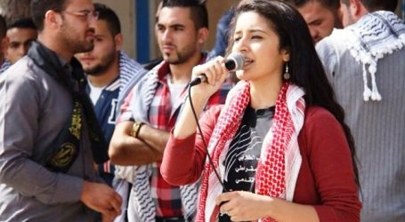 ISRAEL EXTENDS DETENTION OF FEMALE PALESTINIAN STUDENT