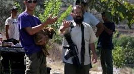 ISRAELI SETTLER SHOOTS TWO PALESTINIAN CITIZENS IN RAMALLAH