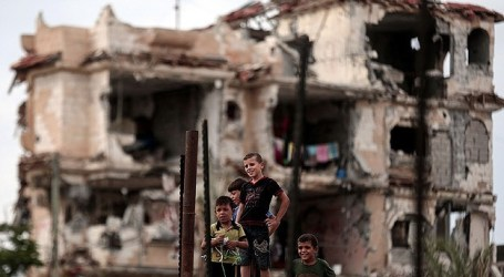 UN DECLARES 2014 'DEVASTATING' FOR CHILDREN