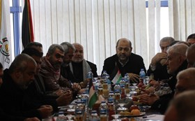 PALESTINIAN FACTIONS PUSH FOR FORMING FOLLOW-UP COMMITTEE