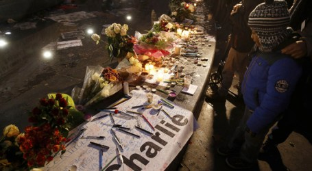 PARIS SET FOR HUGE SOLIDARITY MARCH FOR TERROR VICTIMS