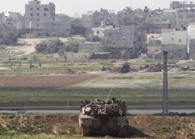 ISRAELI ARMY FORCES OPEN FIRE AT AGRICULTURAL IN SOUTHERN GAZA