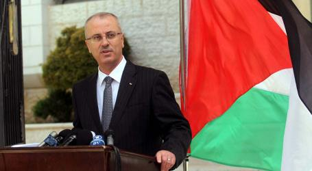 PALESTINIAN PM CALLS FOR UNFREEZING TAX REVENUES HELD BY ISRAEL