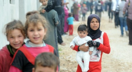 UN NEEDS $2.9BN TO SUPPORT SYRIA REFUGEES IN JORDAN