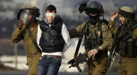 IOF ARRESTS SEVEN PALESTINIANS, SUMMONS FIVE OTHERS