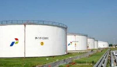 INDONESIA PERTAMINA STATE COMPANY ANNOUNCES CRUDE OIL TENDER