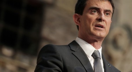 FRENCH PM CONDEMNS NETANYAHU CALL FOR FRENCH JEWISH EMIGRATION TO ISRAEL