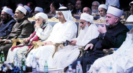 MUSLIMS PLAN PEACE EMISSARIES TO END CONFLICTS