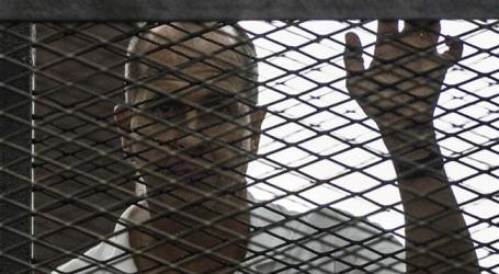 UN CHIEF CALLS ON EGYPT TO RELEASE ALL JOURNALISTS