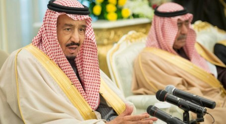 KING SALMAN CALLS FOR REPELLING RELIGIOUS EXTREMISM, INTOLERANCE