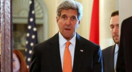 KERRY SLAMS ISRAEL FOR FREEZING PALESTINIANS' TAX MONEY