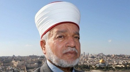 PALESTINIAN MUFTI DENOUNCES ISRAELI BREAK-INS INTO AL-AQSA