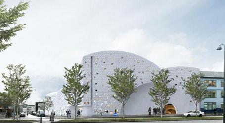 COPENHAGEN MODERN MOSQUE APPROVED