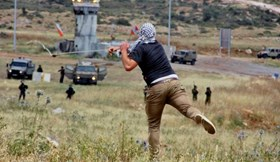 MANY PALESTINIANS INJURIED IN JENIN CLASHES