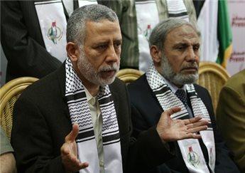 AL-ZAHAR: RESISTANCE WILL REACH WEST BANK IN SPITE OF ISRAEL