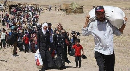 CIVILIAN DEATH TOLL IN SYRIA AROUND 211,000: REPORT