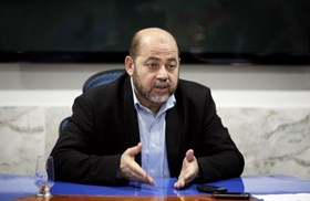 "ABU MARZOUK: SINAI TERROR ATTACKS AIM AT ""POISONING' GAZA-CAIRO TIES"