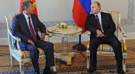 VLADIMIR PUTIN APPEARS IN PUBLIC FOR FIRST TIME AFTER 10-DAY ABSENCE