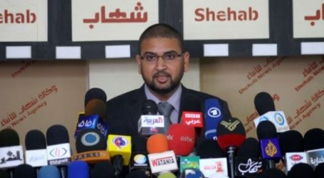 HAMAS WELCOMES ANNULMENT OF EGYPT'S 'TERRORIST' RULING