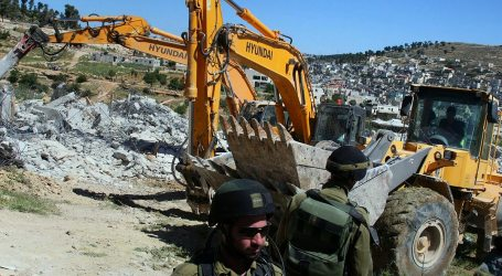 Israel Seeks to Evict Palestinians from the West Bank