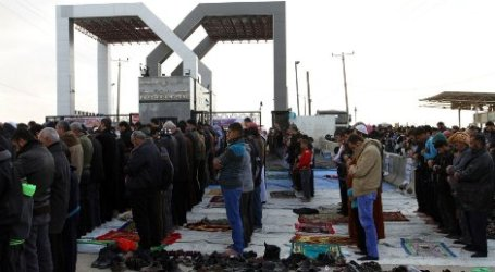 AFTER TWO DAYS, EGYPT RECLOSES RAFAH CROSSING