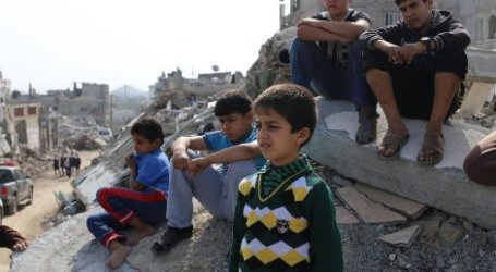 MORE THAN 40% OF PALESTINIANS IN HISTORIC LAND REFUGEES