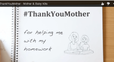 UK MUSLIMS CAMPAIGN TO THANK MOTHERS